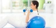تمارين رياضية مهمة ستخفف من آلآم الدورة الشهرية
