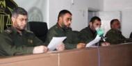 حماس :  مؤتمرا صحفيًا غدا الاثنين لإعلان أحكام قضائية بحق عدد من عملاء الاحتلال