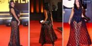 """صور: 3 فساتين لـ""""رانيا يوسف"""" أثارت الرأي العام لجرأتها"""