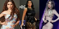بعد إقحامها بأزمة فستان رانيا يوسف: هيفاء وهبي تعلق على فستانها العاري