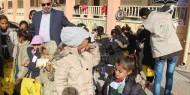 بالصور.. كتلة فتح البرلمانية تختتم مشروع مساعدة الشتاء في محافظة رفح