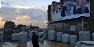 بالصور|| مخيم برج البراجنة يجمع الخالد أبوعمار والشيخ زايد والرئيس ميشال عون