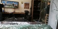 داخلية غزة تكشف تفاصيل الاعتداء على مقر تلفزيون فلسطين وهويات المنفذين.. وفتح ترد
