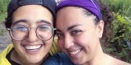 مصريتان مثليتان تعلنان زواجهما وتثيران ضجة كبيرة (فيديو و صور)