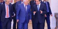 بالتفاصيل.. عباس يصل شرم الشيخ في زيارة رسمية