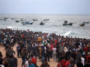 """بحر غزة منطقة """"ملغومة"""" بتلوثها والحل أقوى من قدراتها!"""