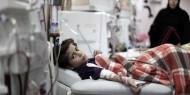 مجمع الشفاء يكشف عدد المصابين بمرض الحصبة في غزة