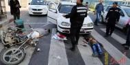 الشرطة:وفاة مواطن وأربعة حوادث سير قطاع غزة