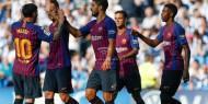 برشلونة يضحي بنجمه من أجل عيون لاعب مانشستر يونايتد
