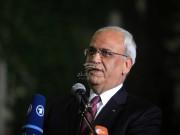 عريقات: الرئيس عباس إلى القطاع لو تم توافق وفد فتح مع حماس