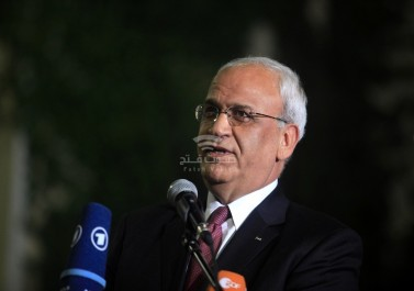 عريقات: الرئيس عباس سيصدر مرسوماً فورياً بإجراء الانتخابات بمجرد عودة وفد فتح من تركيا