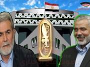 الجهاد الاسلامي تكشف عن تفاصيل ونتائج زيارة وفدها برئاسة النخالة للقاهرة