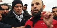 بعد 22 عاما- الاسير أبو هاشم يتنفس الحرية