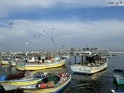 لليوم السادس على التوالي.. بحر غزة مغلق وسط خسائر فادحة للصيادين