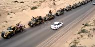 """بالفيديو.. حفتر يأمر الجيش الليبي بدخول """"طرابلس"""" وتحريرها من الإرهاب"""