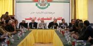 غزة: نتائج اللقاء التشاوري بين حركة حماس وقيادات العمل الوطني والمجتمعي