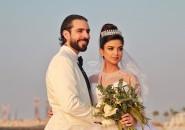 الفاشينيستا الفلسطينية علا فرحات تثير الجدل بفيديو جريء مع زوجها