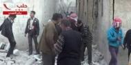 """فيديو وبالاسماء :   40 شهيدا وجريحا فلسطينيا في قصف  لمخيم اللاجئين """"النيرب"""""""