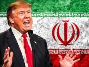 ترامب: أستطيع ضرب 15 موقعًا في إيران خلال دقيقة واحدة ولكن!