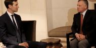 تفاصيل اجتماع العاهل الاردني مع كبير مستشاري ترامب..