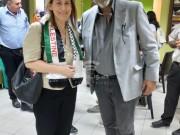 بالصور|| وزراء يونانيون يطلبون دعم الجالية الفلسطينية في الانتخابات