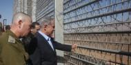نتنياهو يلوح بشن عملية عسكرية على غزة قبل الانتخابات