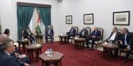 تفاصيل اجتماع الوفد الامني المصري مع قيادة حركة فتح في رام الله