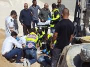 """استشهاد شاب سقط من علو في """"صور باهر"""" بالقدس اجبره الاحتلال على ازالة رافعة"""