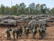 """وزير إسرائيلي : """"نخطط لعملية عسكرية واسعة في غزة"""""""