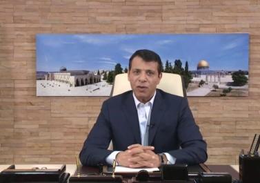 """""""دحلان"""" ينعي الرئيس المصري الأسبق محمد حسني مبارك"""