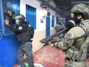 قوات القمع تقتحم سجن عوفر وتجري تدريبات استفزازية