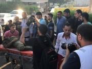 بالصور والاسماء  :  استشهاد 3 فلسطينيين في اشتباك مسلح مع جنود الاحتلال شمال قطاع غزة