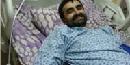 الأسير الفلسطيني المريض بسام السايح بحالة حرجة جداً