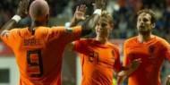 هولندا تسحق إستوينا وألمانيا تعود إلى سكة الانتصارات