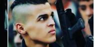 لقائد الشاب الشهيد  أحمد سناقرة