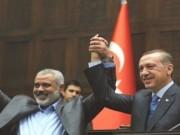 مصادر مطلعة : توتر في العلاقات بين تركيا وحماس و ومطالبة لقيادات حماس بمغادرة أراضيها