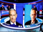 """""""أبيض -أزرق"""" يتقدم بـ32 مقعدا و""""الليكود"""" 31 و""""القائمة العربية"""" تحصد 13 مقعداً"""
