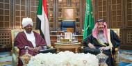 """""""البرهان"""" يكشف سراً أخفاه """"البشير"""" لابتزاز السعودية"""