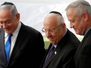 ريفلين يحث غانتس على التخلي عن إمكانية تشكيل حكومة أقلية بدعم من العرب