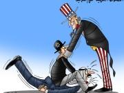 الضغوطات الامريكية على إسرائيل