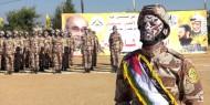 بالفيديو: كتائب شهداء الأقصى لواء العامودي تستنفر مقاتليها للدفاع عن الأقصى الشريف