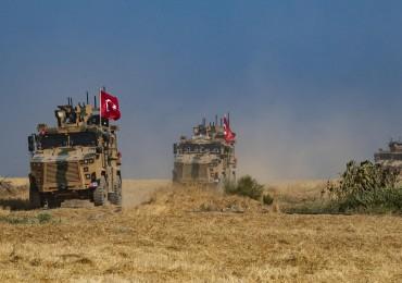 رسمياً.. الإعلان عن وقف العدوان التركي على شمال سوريا
