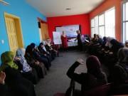 """بالصور.. """"إصلاحي فتح"""" ينظم لقاءً توعويًا حول الانتحار في غزة"""