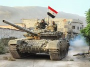 الجيش السوري يتحرك نحو الشمال لصد العدوان التركي