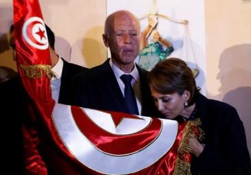 الرئيس التونسي: حقوق الشعب محفوظة ولن نترك الوطن للصوص