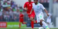التعادل السلبي يحسم مباراة فلسطين والسعودية