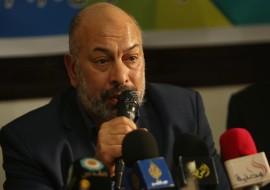 """النائب جمعة: قواعد """"حركة فتح"""" وحدها صاحبة الحق في اختيار من يمثلها في الإنتخابات"""