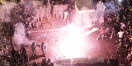 إصابات في مواجهات بين المتظاهرين وقوى الأمن اللبناني في بيروت