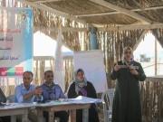 """بالصور.. """"مستقبل وطن"""" تنظم لقاءً تدريبياً حول """"التنمية المستدامة"""" في غزة"""