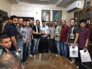 بالصور والفيديو.. الشبيبة الفتحاوية تُكرم رئيس جامعة الأزهر في غزة وعمداء كلياتها